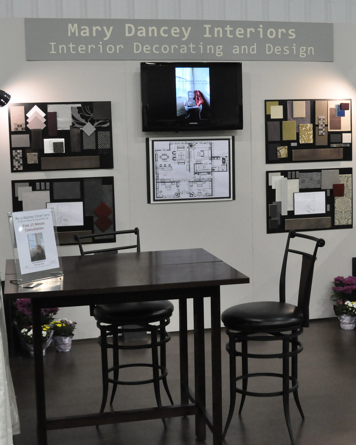 Alliston_Home_Show_Booth_2011